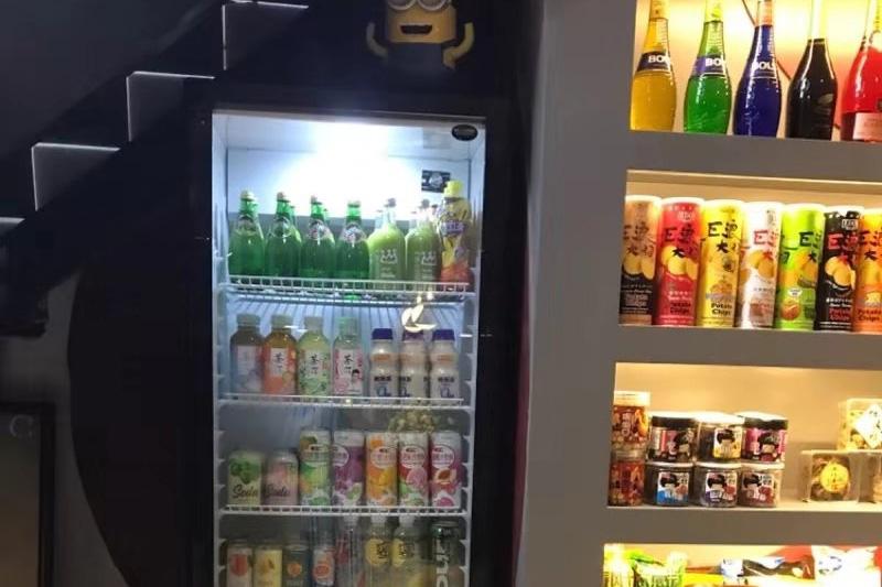 Suzhou high end refrigerator case